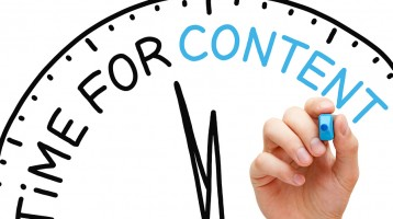 Top 5 tips on writing good content for your website