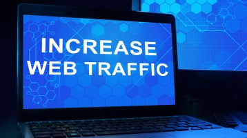 5 ways to increase organic traffic to your website