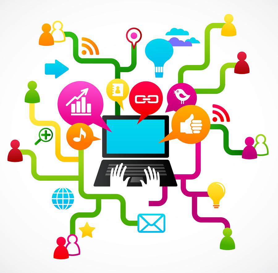 ایجاد ترافیک ارگانیک با استفاده از شبکههای اجتماعی