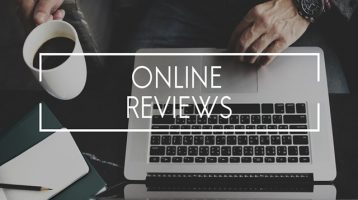 Does customer reviews help in your online marketing?