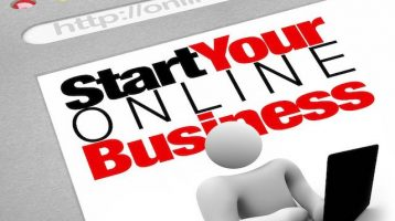 4 steps in setting up an online business