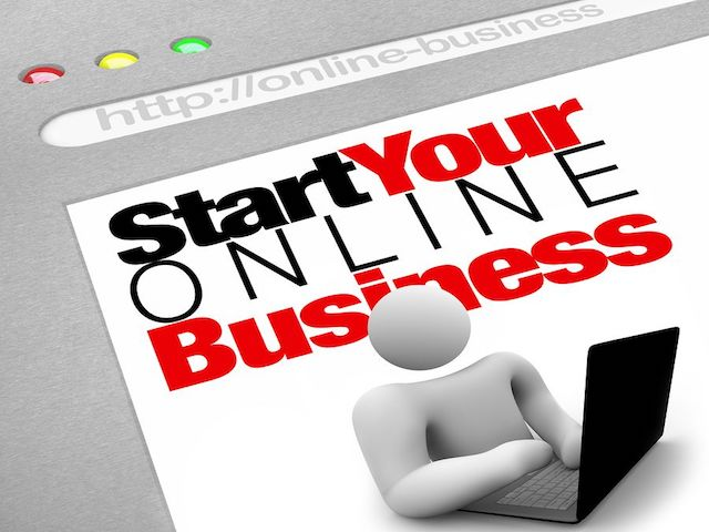4 steps in setting online business