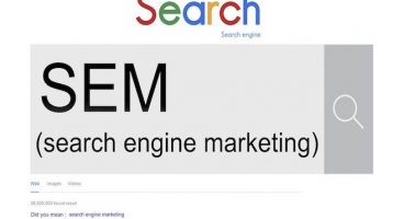 Search engine marketing for beginners